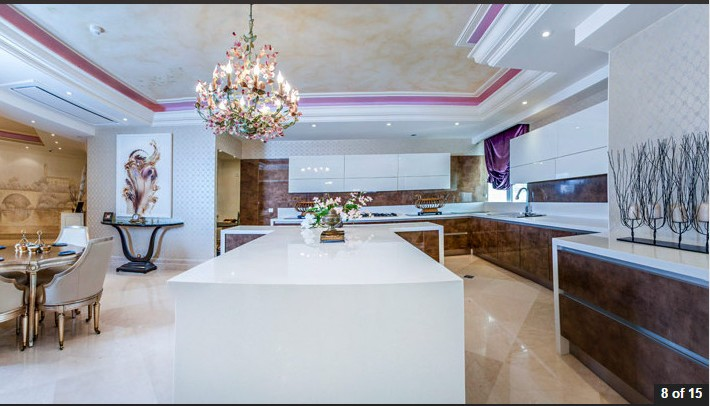 اجاره آپارتمان 295 متر  تهران فرشته